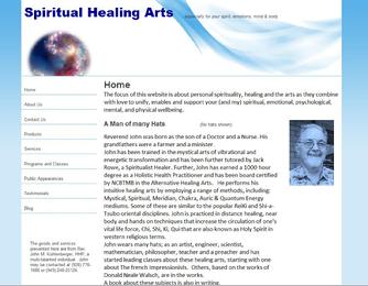 Healing for Central Arizona and Southern California.
