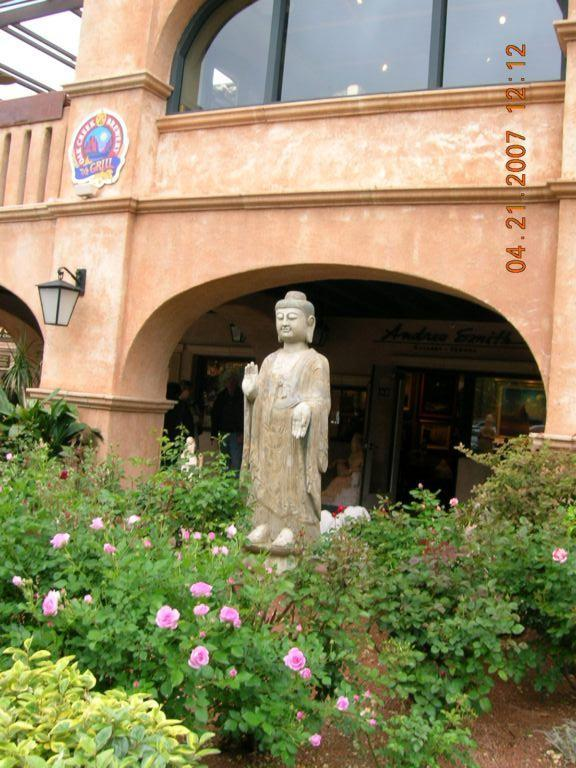 Quan Yin is also thought to be a healer.