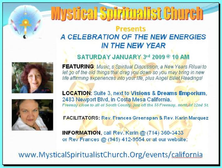 Release the old, Grab the new at this special New Year Celebration on Orange County, California